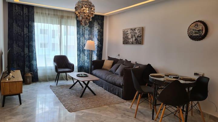 Luxury apartment au cœur de la corniche