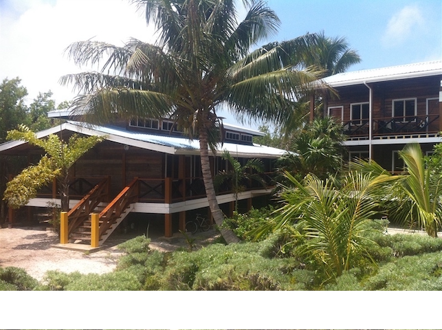 Private Belize Island Studio (Sea Wing 12): Easy Boat Ride to Blue Hole: We organize it all for you! - Belize stad - Lägenhet