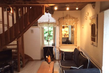 """Cozy Loft in breathtaking Area"" - Dinan - Appartement"