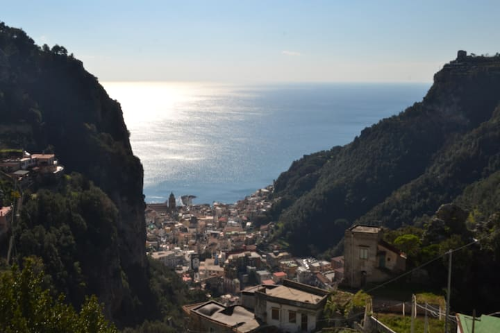Casa vacanza - Amalfi view
