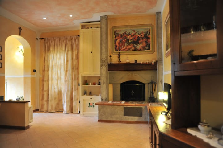 House in Tuscany - Castelfiorentino - Appartement
