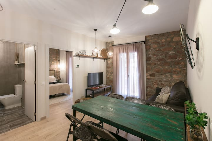 Apartament Castaña [Cal Trumfo]