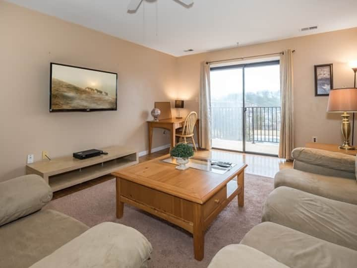 Spacious 1 Bedroom apartment - 1212