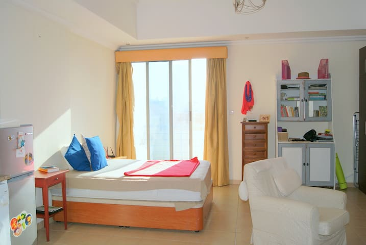 Cozy Studio close to Jumeirah Beach - Dubai - Apartmen