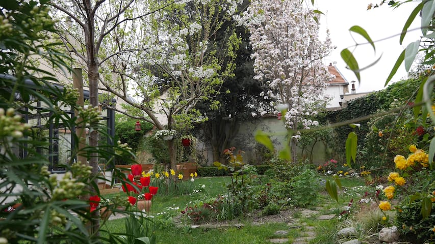 Jardin printemps 2018