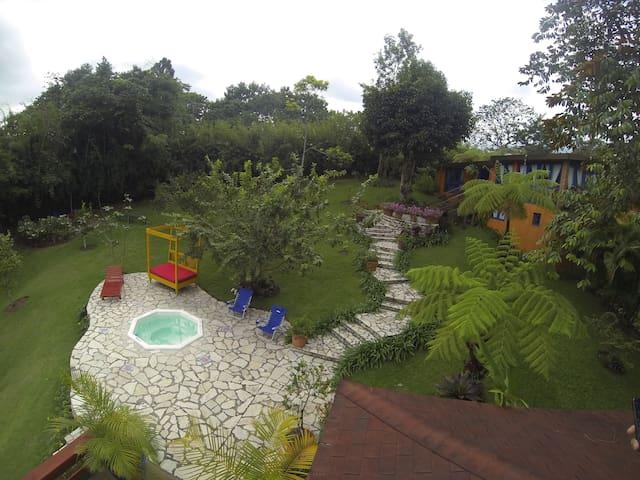 Villa Margarita - La Colonia - Hus