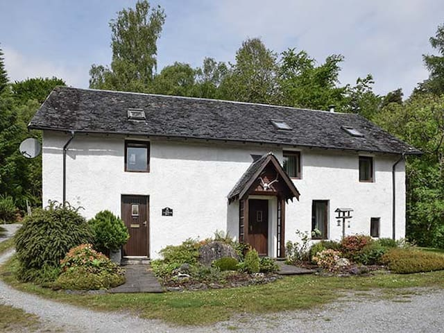 ALDERNAIG MILL, family friendly in Invergarry, Ref 926309