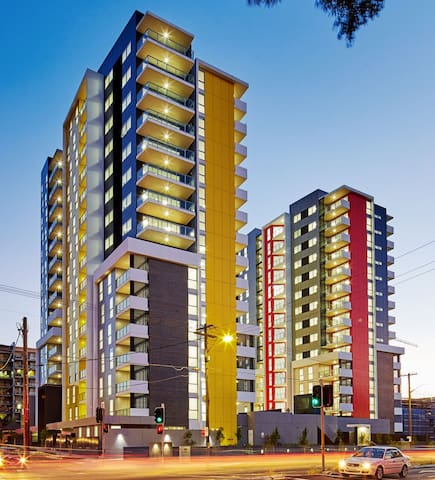 Level 3 Apartment at Warwick Farm