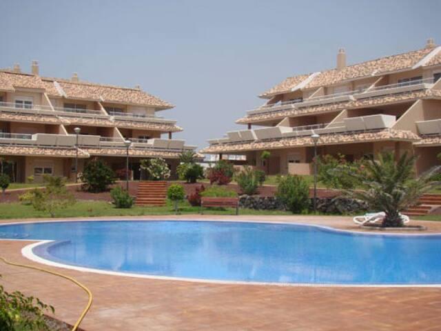 Royal Marina Golf Tenerife Heated Pool Wifi Free Flats For Rent In Amarilla Canarias Spain