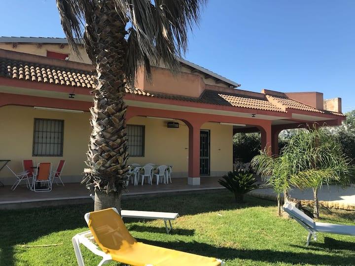 Casa vacanza Villa della Pasquarella