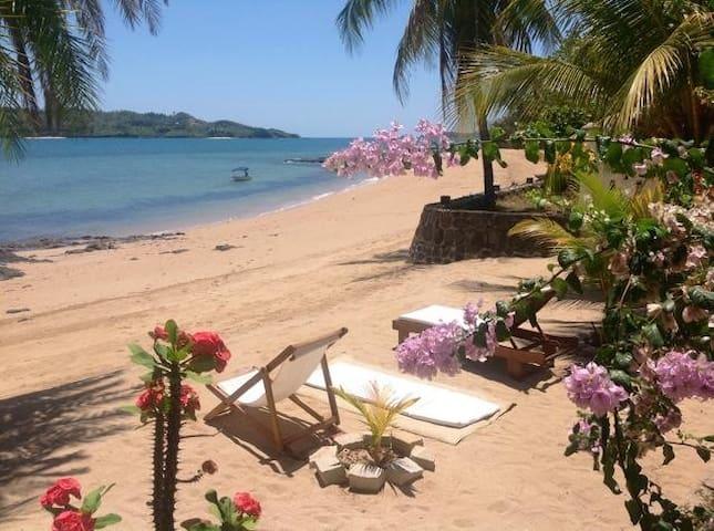 Grand Studio avec accès à la plage