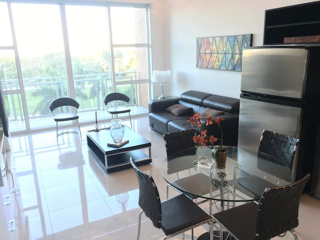 2 Floor Luxury 1 Bedroom Loft- Downtown Miami - Miami - Apartament