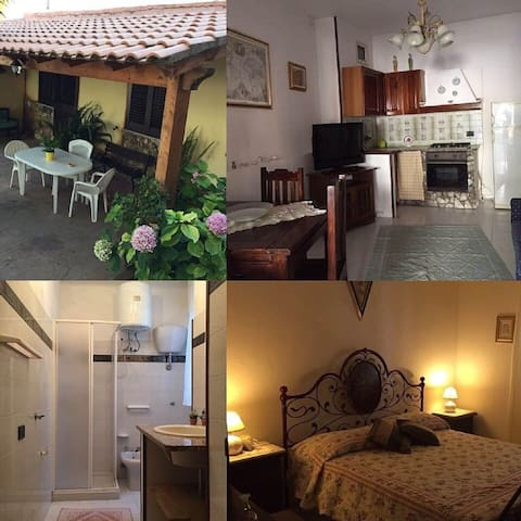 Casa caratteristica a Valledoria - Valledoria - Apartment