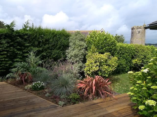 Cosy barn in the heart of the South Hams