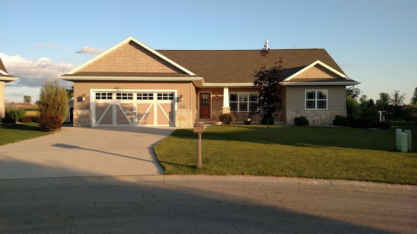 Clean, Spacious, Quiet, and Comfortable Newer Home