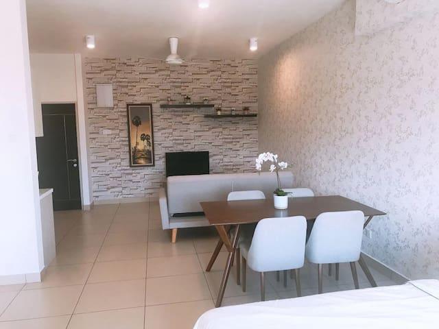 Relax Cozy Room @Midhill Gohtong Jaya, Genting