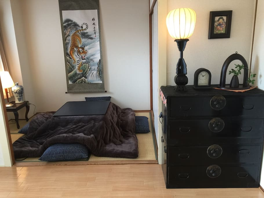 Walkable to osaka sta cozy nice appartements louer for Meuble japonais nice