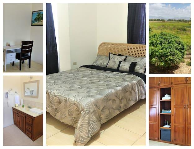 Comfortable & Convenient in the heart of Trinidad