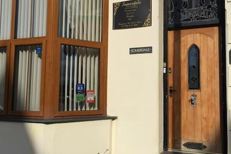 Somerdale B&B in Pwllheli - Pwllheli - Bed & Breakfast
