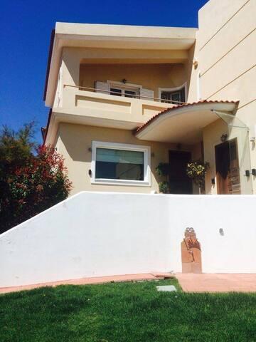 Sunny family splendid maisonette - Thrakomakedones - Rumah