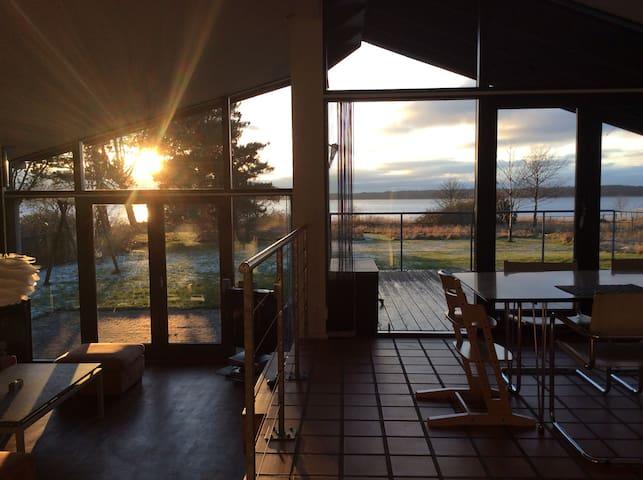 Fantastisk luksus sommerhus ved Roskilde Fjord