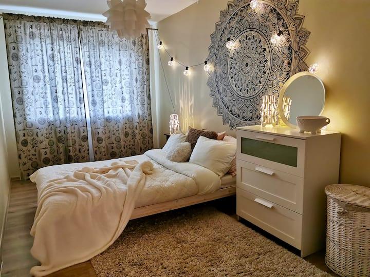 Vilnius:  1 bedroom apartment near river Neris