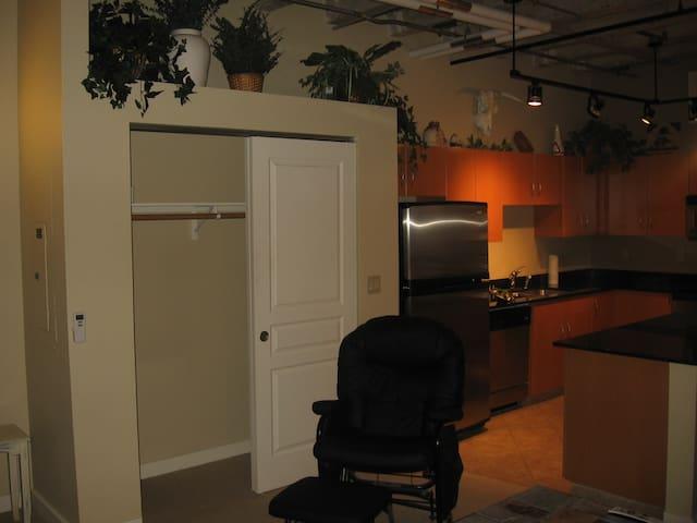Additional Closet space