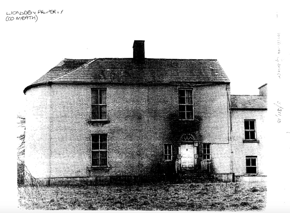 Originally built in 1788  by the Swifte family