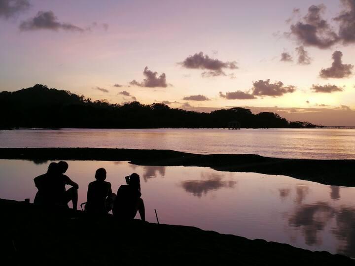 BUENAVENTURA - CARIBE WITH PRIVATE BEACH