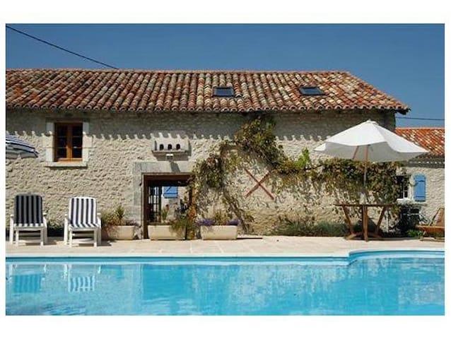 Le Faurieux - Bertric-Burée - Guesthouse