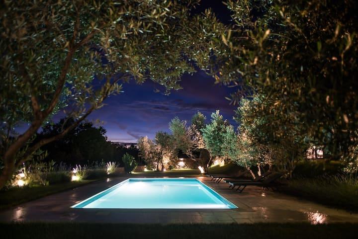 Villa Tessa  (we will cover your travel insurance)