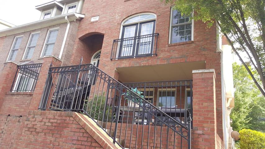 Cozy Downtown/Midtown Retreat - Atlanta - Suite