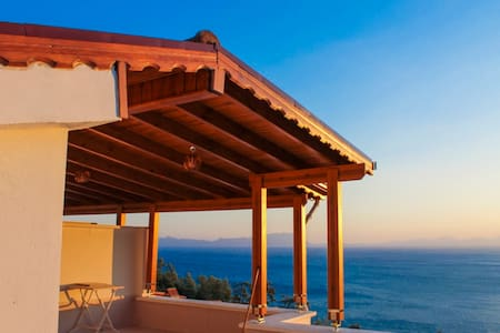 IMMACULATE & NEW Sea View Villa!! - Oren