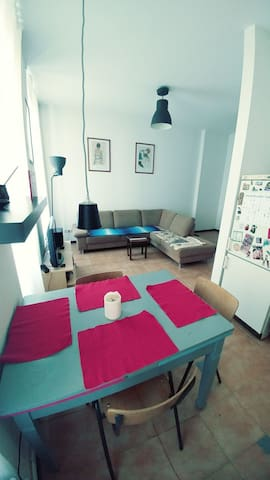 Cozy flat fully equipped