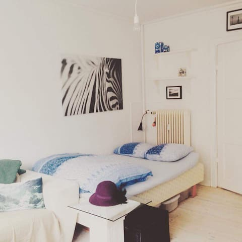 Small cosy apartment in Copenhagen NV - Kodaň - Byt