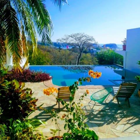 Espectacular Residencia 5 min del mar Huatulco