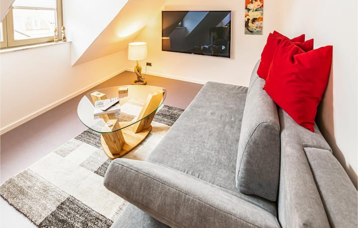Stunning apartment in Erfurt with WiFi and 1 Bedrooms