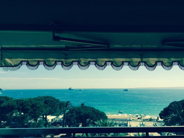Residence Center Bay - Antibes - Daire