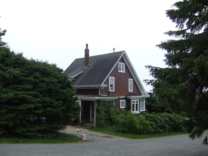 Schooner Captain's House