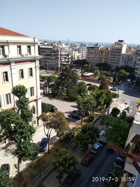 Apartment in the Historical Center of Thessaloniki