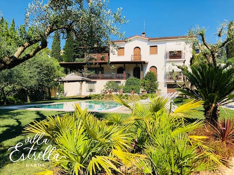 BRIGHT QUIET APARTMENT - Villa Estrella Garda