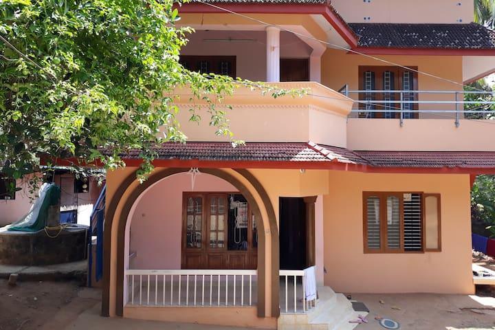 Padmini House Kovalam, Kerala