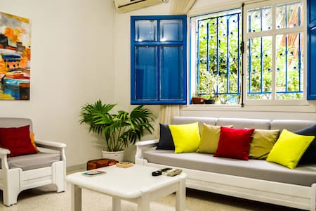Cosy S2 Apartment @ Sidi Bou Said-Carthage Amilcar