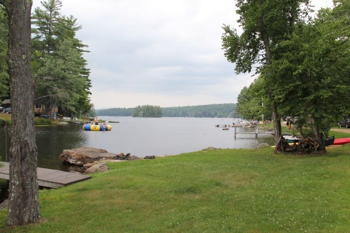 Your view of the lake