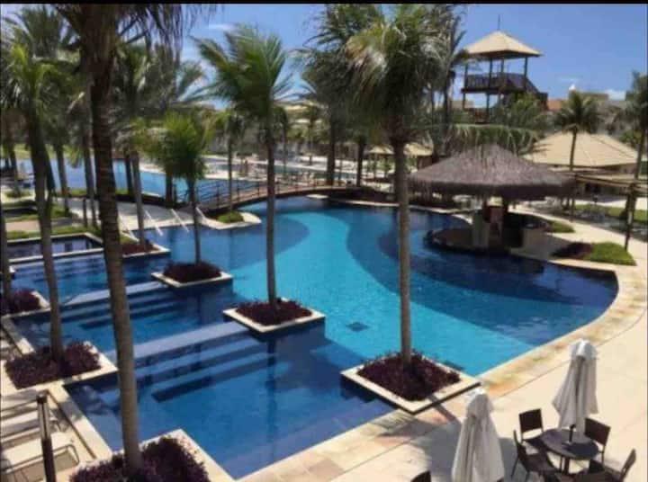 Golf Ville Resort Porto Das Dunas  prox Beach park
