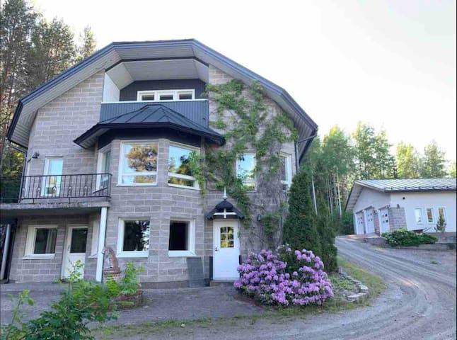 Villa Ateljeerinne only 16km from Jyvaskyla