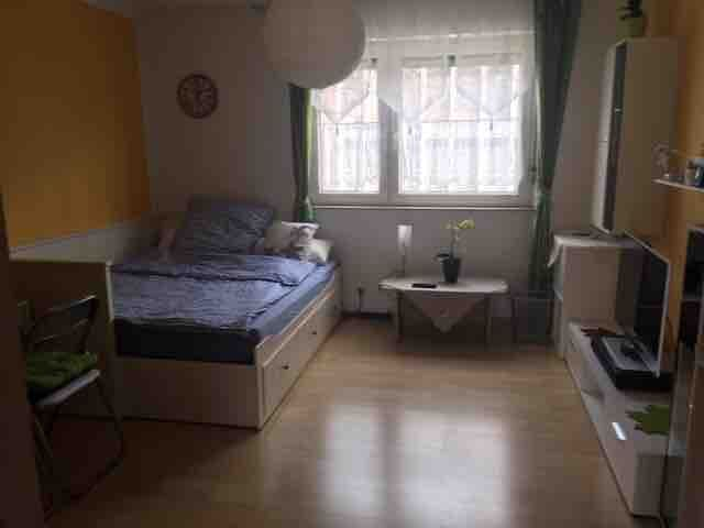 Studio-Apartement in the Middle of Darmstadt City