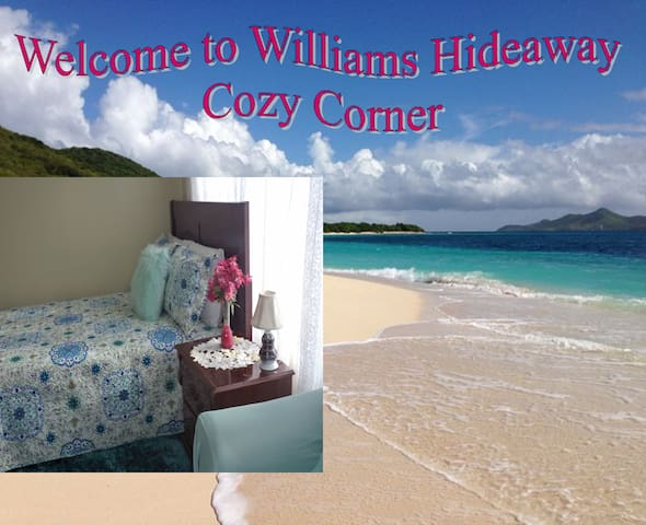 Williams Hideaway -Cozy Corner