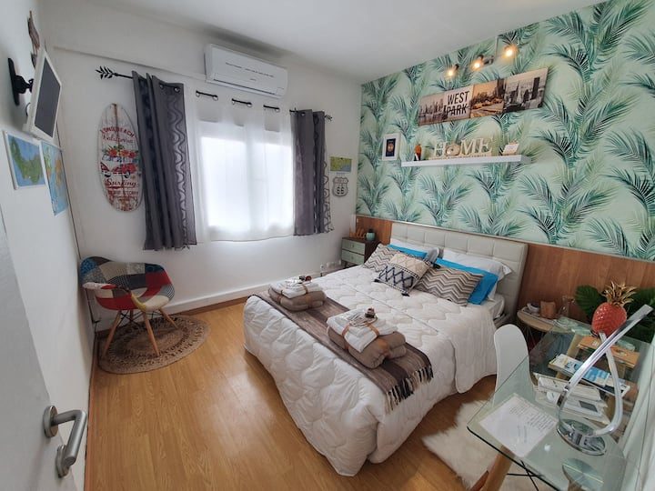 Cozy apartment close to airport