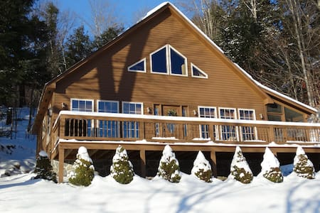The Perfect Adirondack Getaway - Northville - Chalet